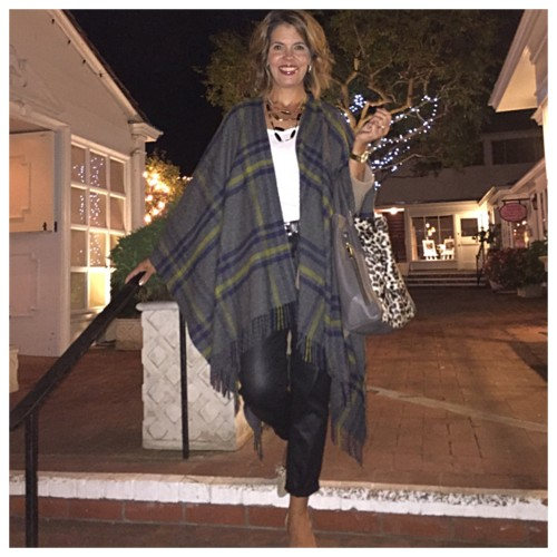 Boden Helena Cape | what I wore www.AskSuzanneBell.com