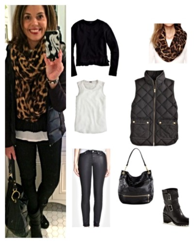 Casual Weekend Look on www.AskSuzanneBell.com