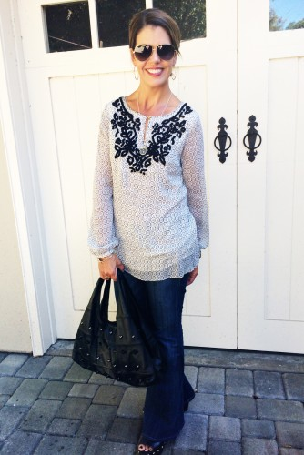 www.asksuzannebell.com |Outfit Ideas featuring denim looks
