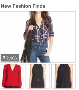 New Fashion Finds by www.asksuzannebell.com