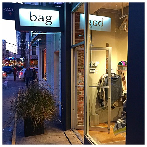 BAG | Fun Shops in Nolita