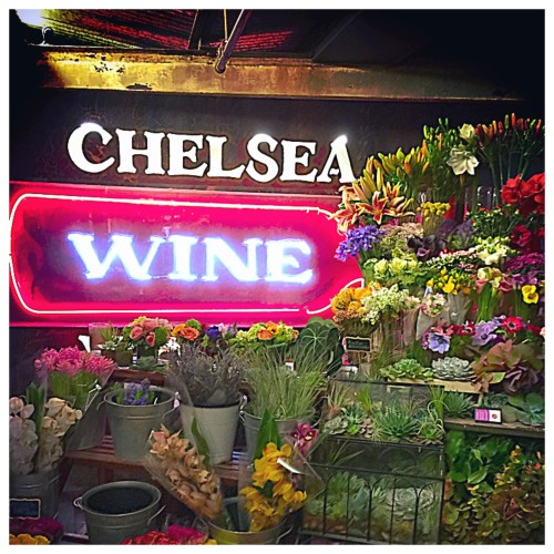 Chelsea Flower Stall | NYC