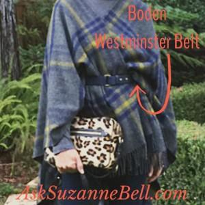 Westminster Belt on AskSuzanneBell.com | Boden Reviews
