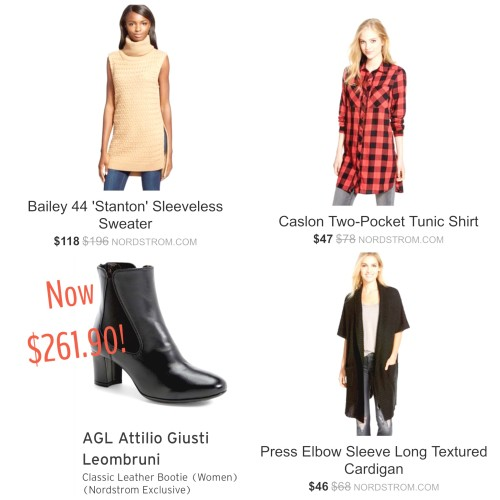 Nordstrom Black Firday 2015 Deals on AskSuzanneBell.com