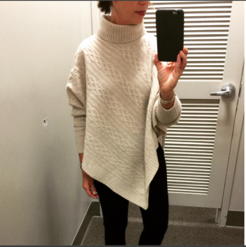 Sale on Sale @lastcallnm | all cashmere, including this Neiman Marcus label cashmere turtleneck tunic in Oatmeal. Was $378.00, now $137.50! Loads of great deals during this weekends Friends and Family Event, on now!