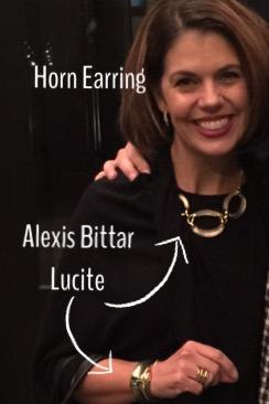 Suzanne in Lucite | Alexis Bittar