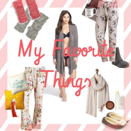 My Favorite Things | Gift Ideas for Her