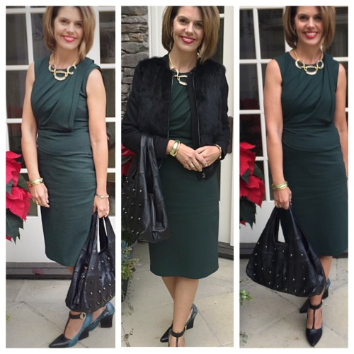 Holiday Dress Looks on AskSuzanneBell.com