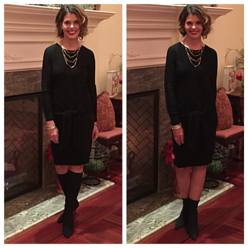 Swearer Dress looks on AskSuzanneBell.com