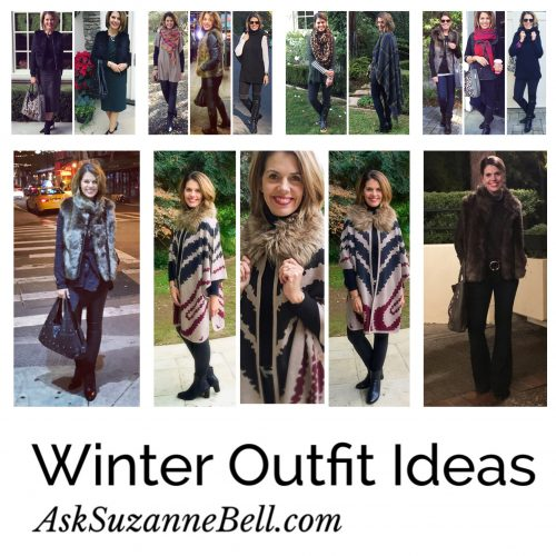 What I Wore | Winter Outfit Ideas