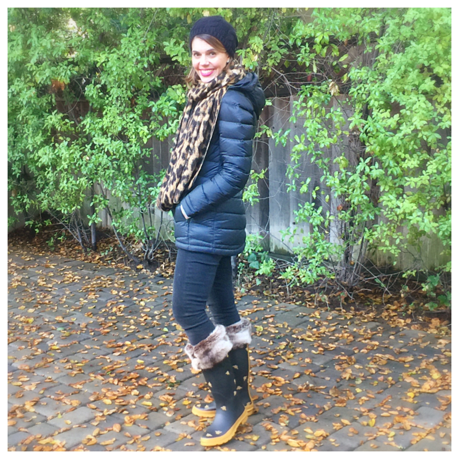 Stylin' in the Rain! | Dress-Up Your Wellies – Rain Gear From Joules
