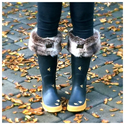What I Wore: Rainy Day Outfit Ideas with Joules!