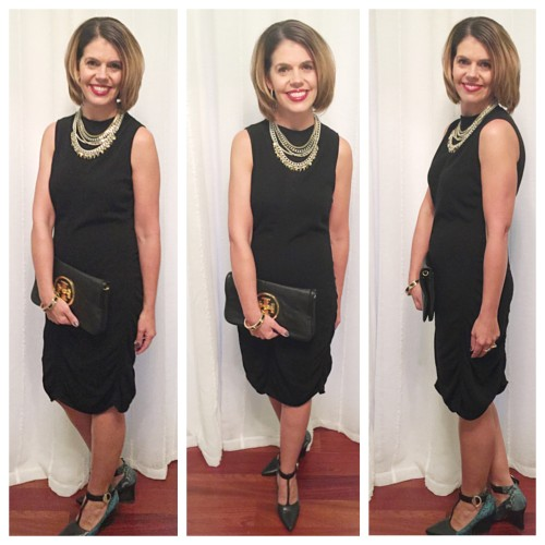 AskSuzanneBell Styling Post | Love Moschino Dress from ThredUp | Nightime Party Looks