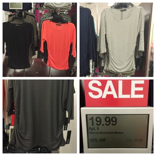Look for Less with Kohls on AskSuzanneBell.com