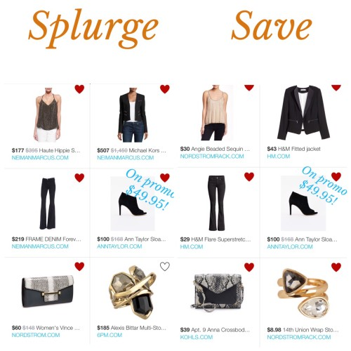 Look for Less on AskSuzanneBell.com