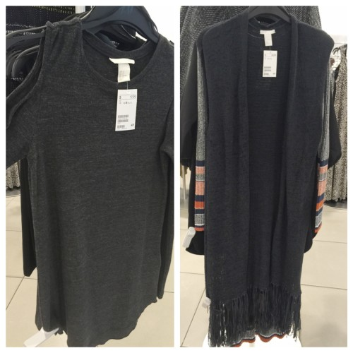 Look for Less with H&M on AskSuzanneBell.com