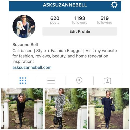 AskSuzanneBell.com on Instagram