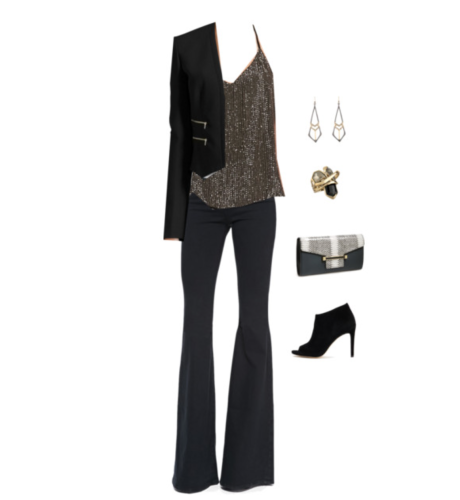 Let's Go Out! Nighttime looks on AskSuzaneBell.com
