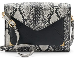 Snake Clutch under $50.00 on AskSUzanneBell.com | look for less