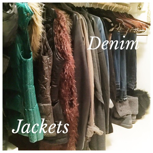Make some room   Closet cleanup tips on AskSuzanneBell.com