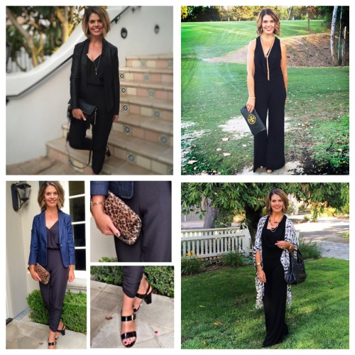 5 Pieces Every Woman Needs : the jumpsuit