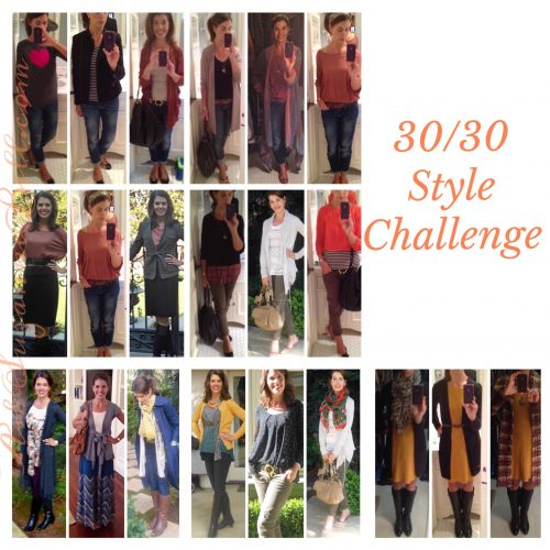 Closet Purge Part 3: Flashback 2011, 30/30 Remix Challenge