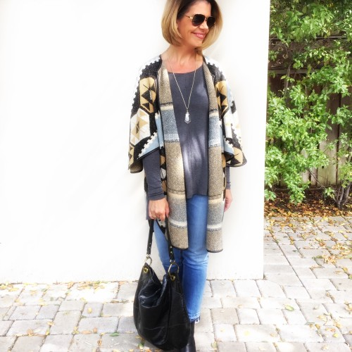 What to Wear, Spring Transitional Outfit