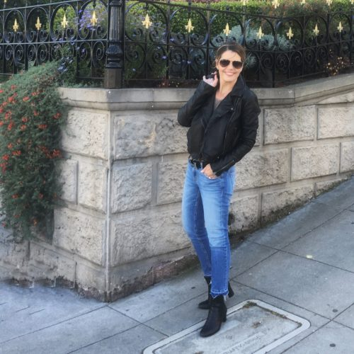What to Wear in the City | AskSuzanneBell.com