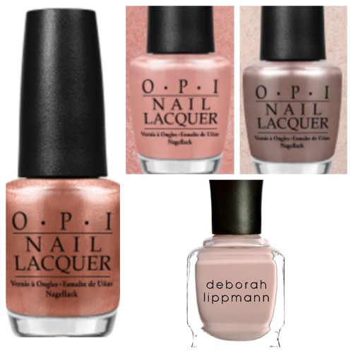 Spring Beauty Refresh on AskSuzanneBell featuring OPI and Deborah Lippmann