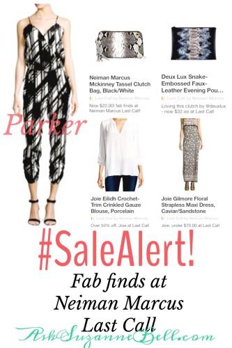 Last Call Neiman Marcus | AskSuzanneBell Sale Finds!