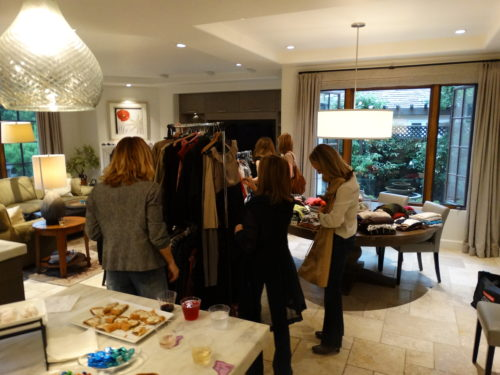 Sip + Swap   Host your own clothing exchange
