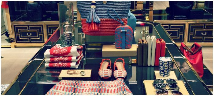 Let's Shop! Tory Burch and Boden Summer