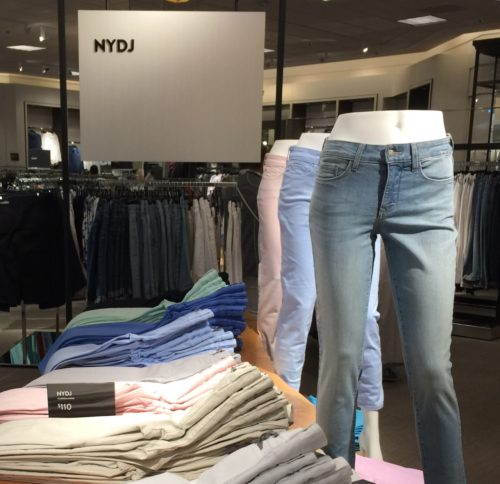 Nordstrom Palo Alto Not Your Daughter Jeans