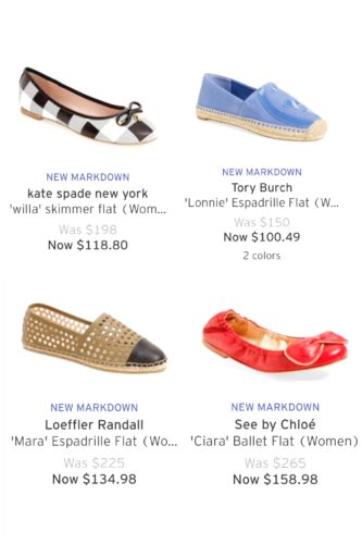 Nordstrom Shoe Sale Picks