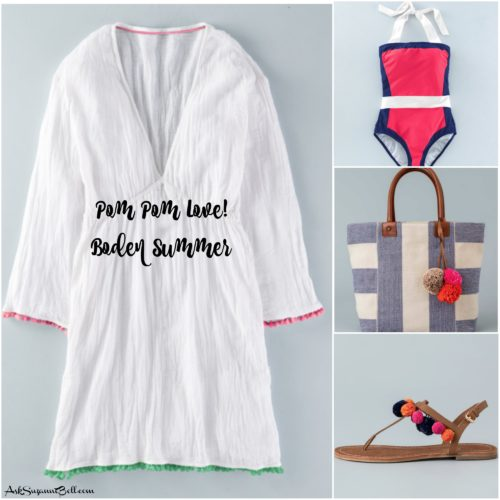 Ask Suzanne Bell Boden Picks for Summer
