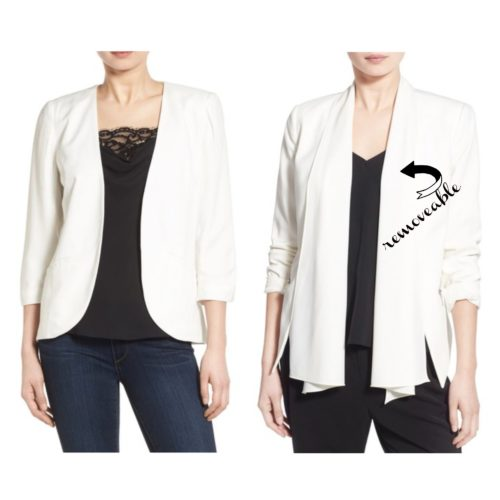 Nordstrom Half Yearly Blogger Picks; Blazers