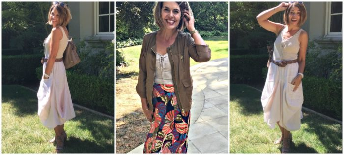 summer Capsule Wardrobe Remix