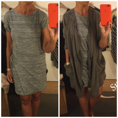 Anthropologie Dressing Room Reviews are on the blog