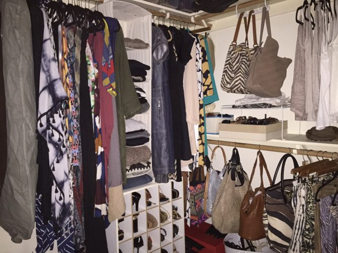 Organize Me! A Look Into My Revamped Closet