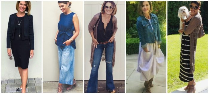 Outfit Ideas for women over 40 | 40+fashion