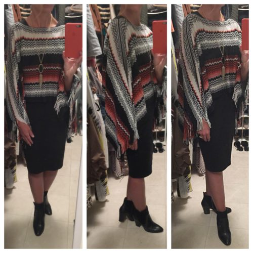 Missoni Poncho at Nordstrom #nsale