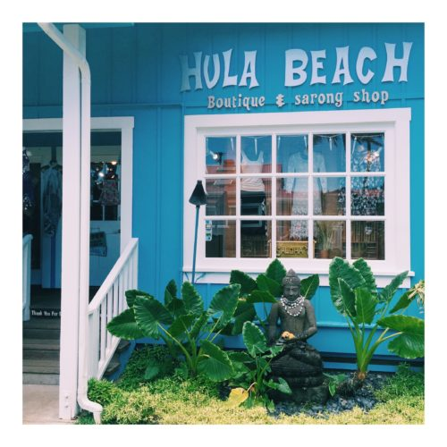 Hula Hut Kauai: Ask Suzanne