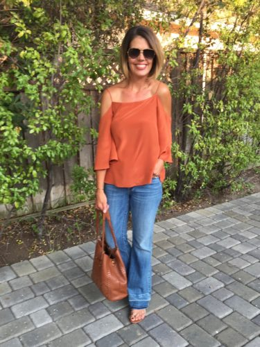 What I Wore: A Styling Post on Ask Suzanne Bell