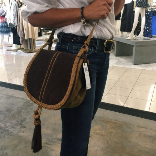 Steve Madden Saddle Bag on AskSuzanneBell.com | More Fall Favorites are on the blog!
