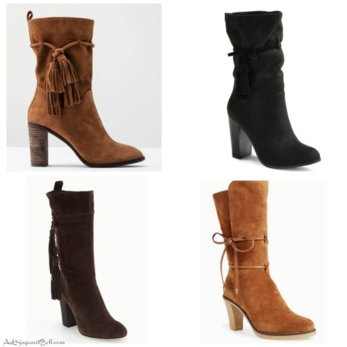 tassel-boot
