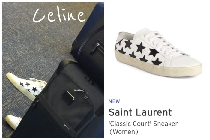 Street Style: the white sneaker trend
