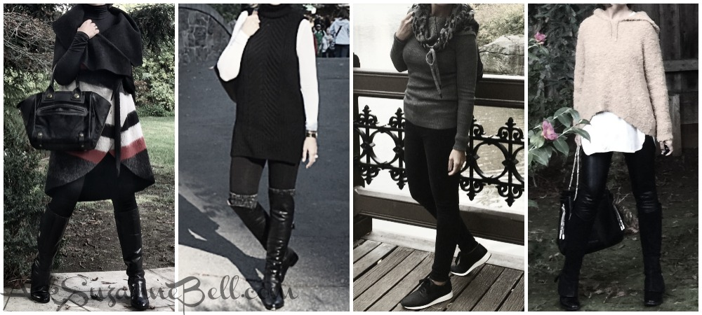 Leggings: 5 Pairs You Need To Know and How To Style Them
