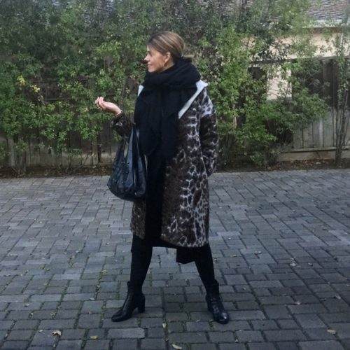 Seasonal Staples: Cashmere Sweater Dress