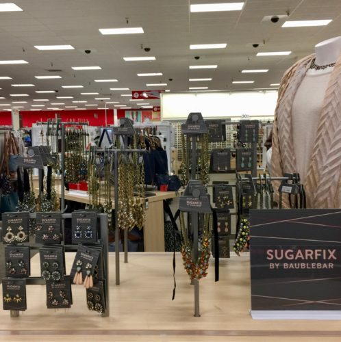 Bauble Bar for Target
