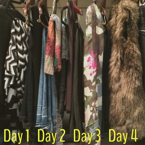 Four Days of Outfits